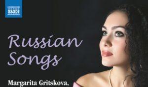 CD-Präsentation MARGARITA GRITSKOVA